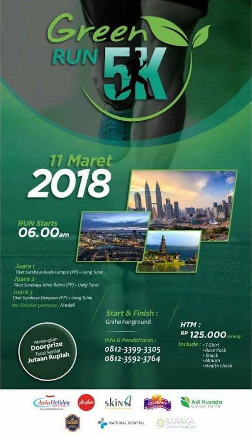 Green Run 5K • 2018