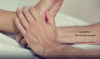Pijat Refleksi Telapak Kaki Dan Tangan Menyembuhkan Banyak Penyakit