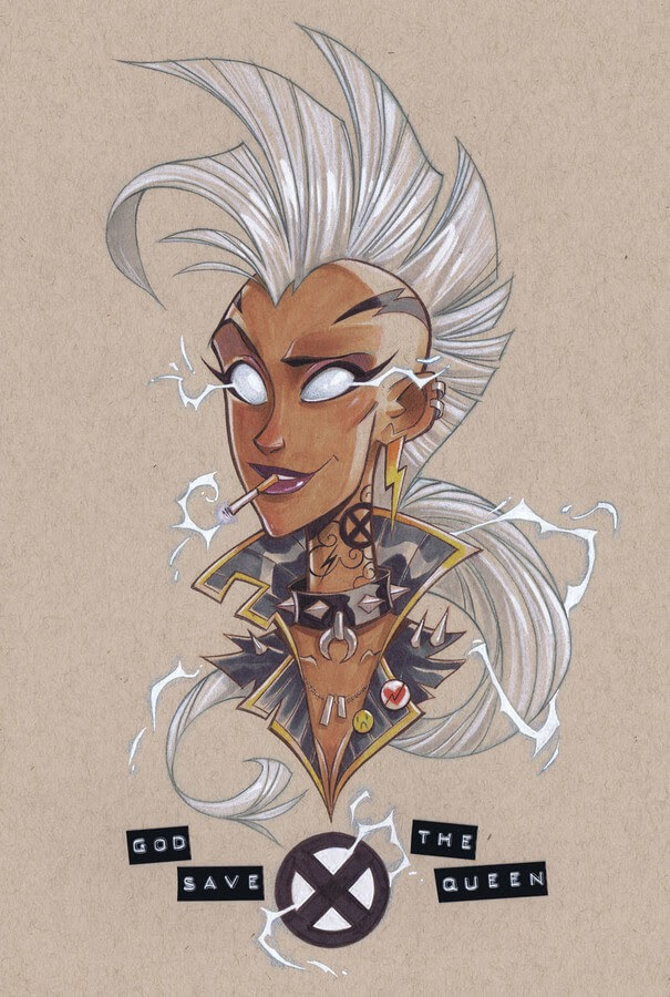 06-Storm-X-Men-Jeremiah-Hause-www-designstack-co