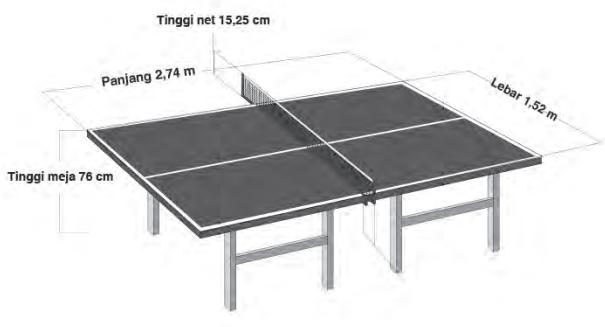 Makalah Teknik Dasar Tenis Meja