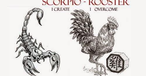 Скорпион петух октябрь 2020