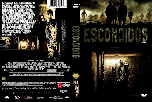 Capa DVD Escondidos [Custom]