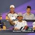 Verstappen afirma que Hamilton e Alonso são os melhores pilotos da F1 atualmente