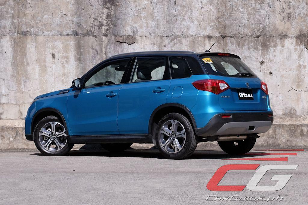 Review: 2018 Suzuki Vitara GLX | Philippine Car News, Car Reviews