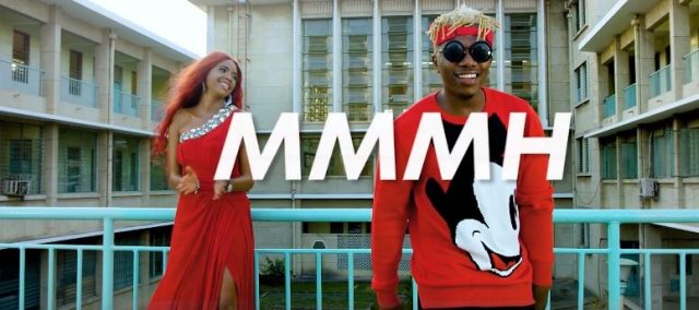 Download Video | Willy Paul ft Rayvanny - Mmmh