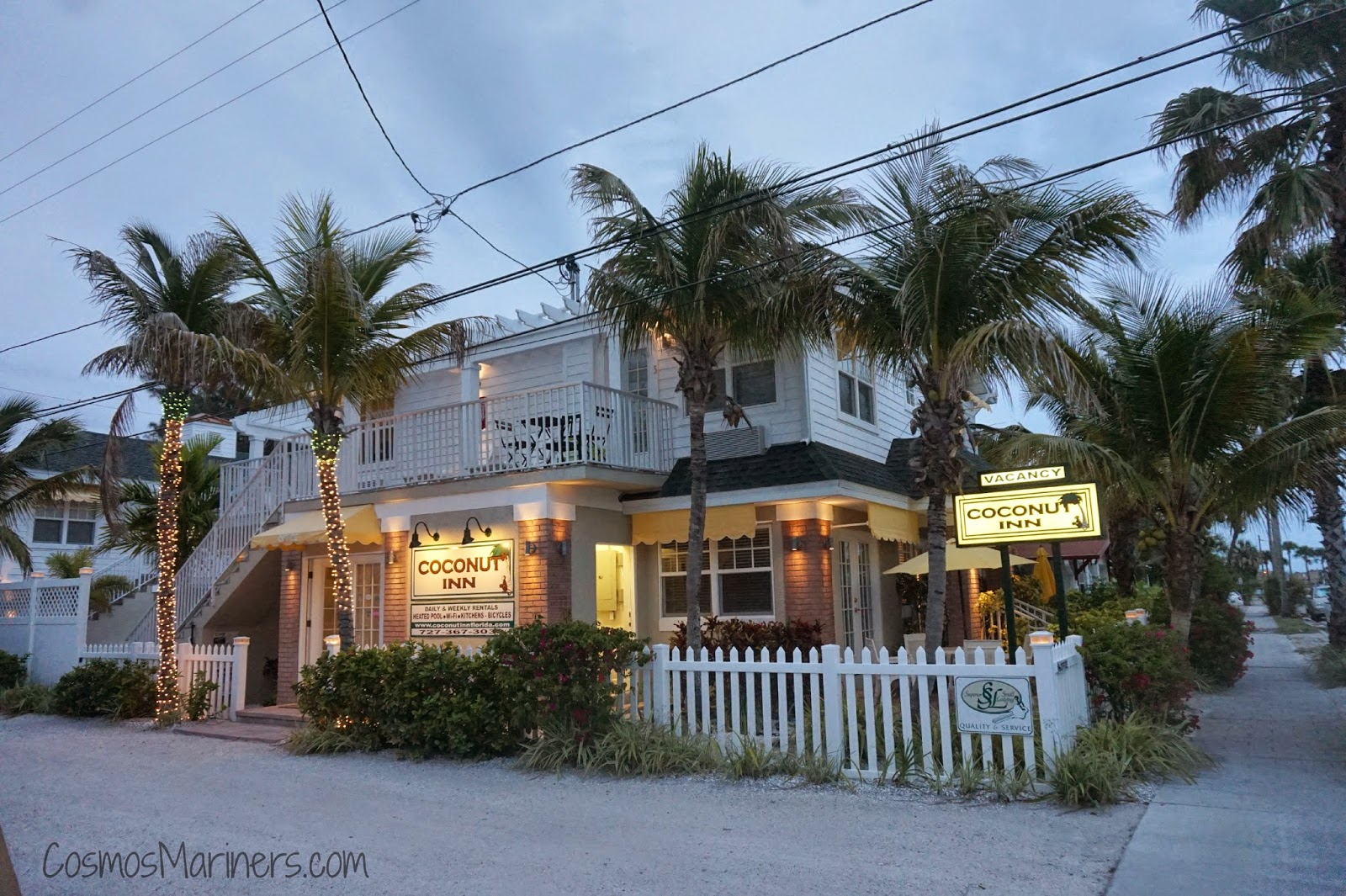 The Coconut Inn, Pass-a-Grille, Florida | CosmosMariners.com