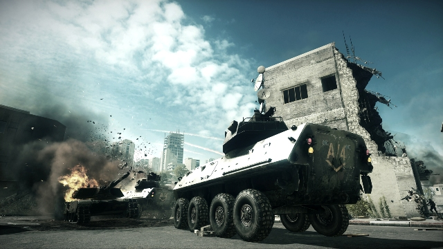 Download Battlefield 3 PC Games