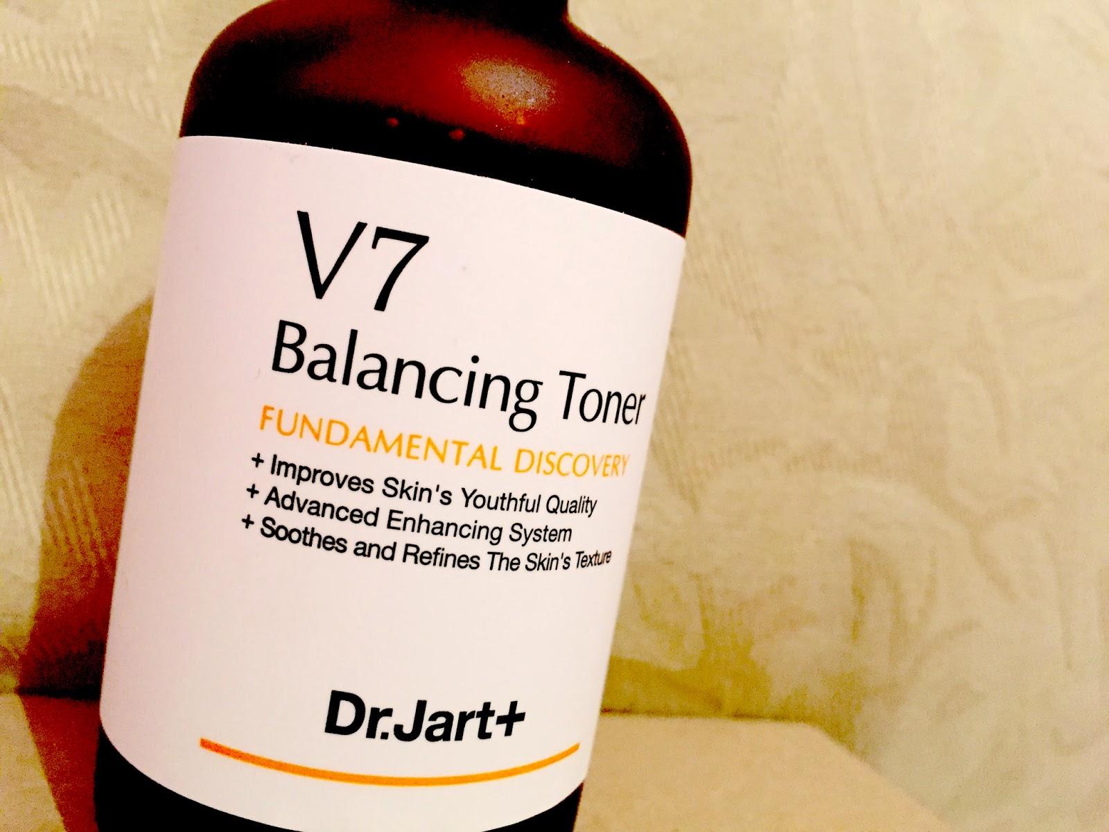 Dr Jart+ V7 Balancing Toner Review