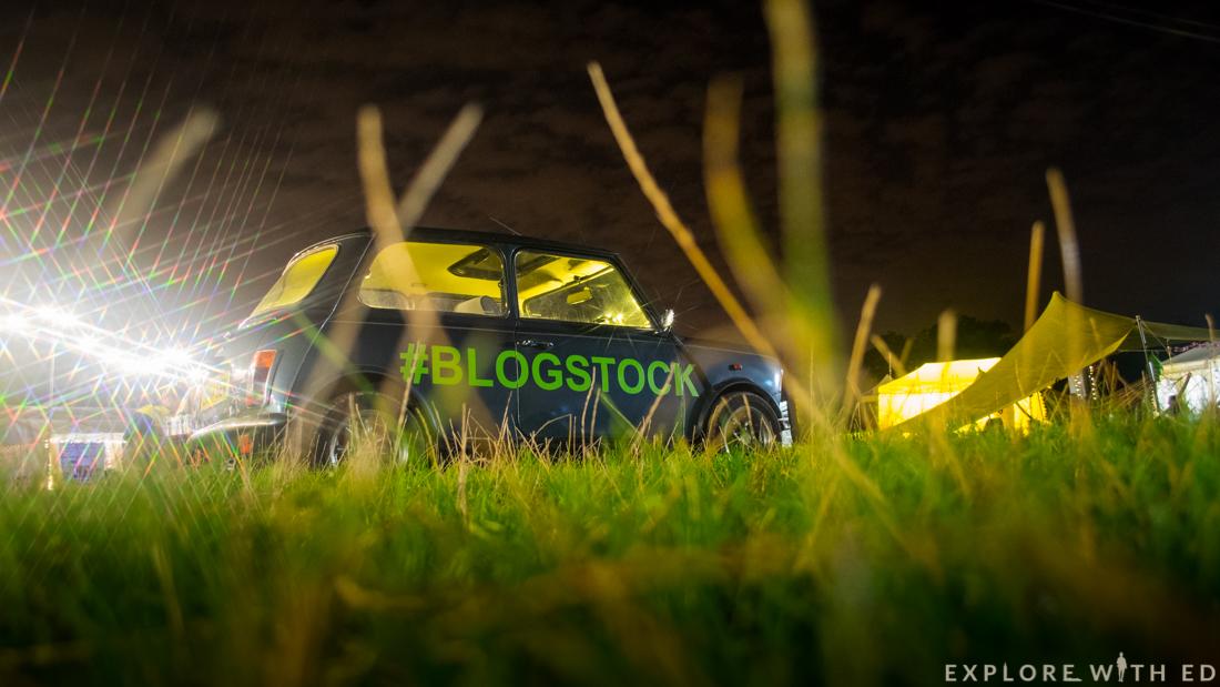 Mini Cooper, Blogstock