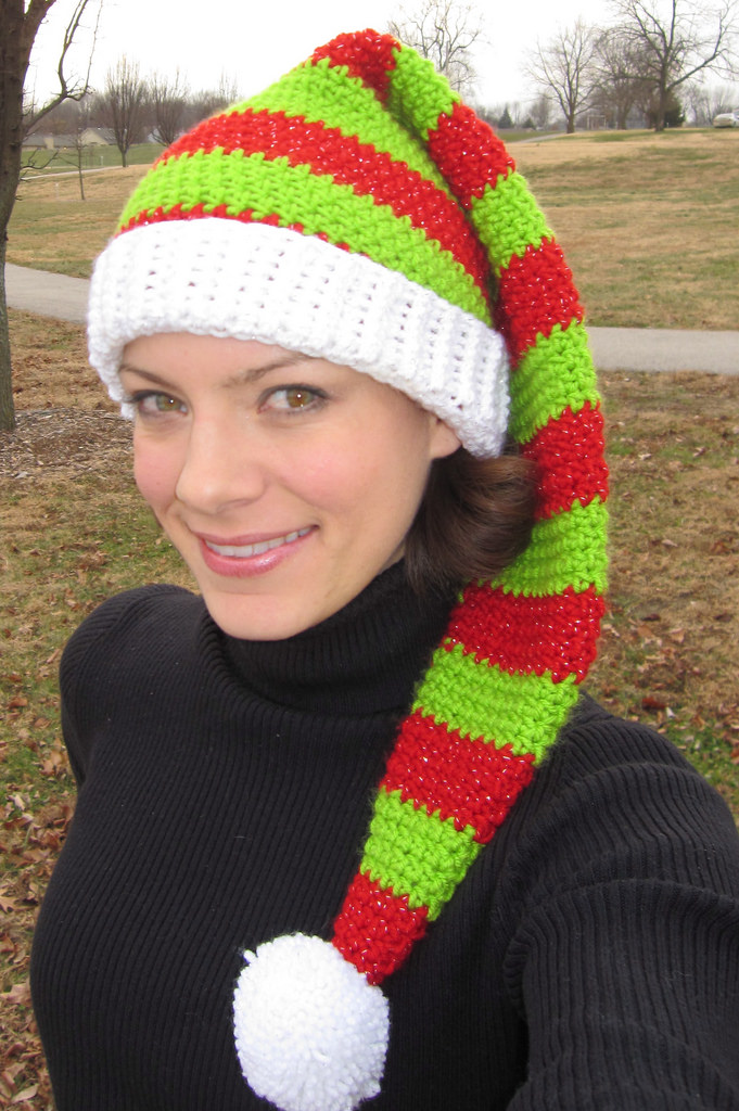 Silly Simple Elf Hat Convivialcrafter