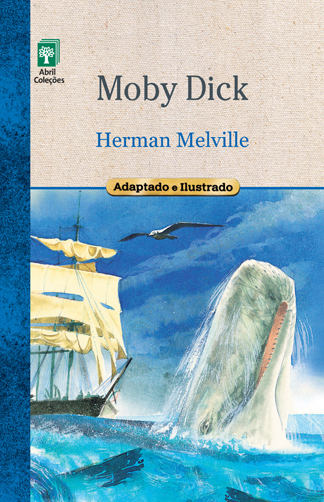 moby dick port melville
