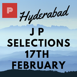 india race tips-Hyderabad Jackpot selections 17th