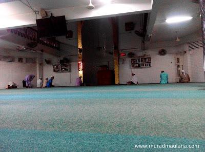 Jemaah Masjid Angullia