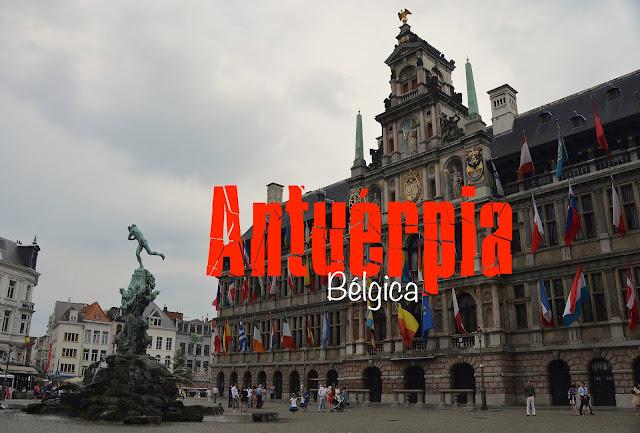 O que visitar em Antuérpia, Bélgica.