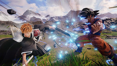 "Review de la Beta Cerrada de ""Jump Force""."