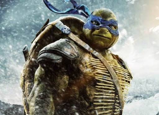 Talk like Leonardo in Teenage Mutant Ninja Turtles Movie