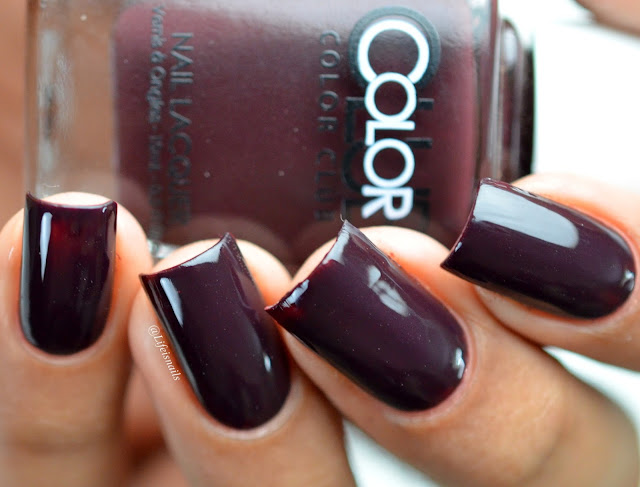 Color Club Cup of cocoa