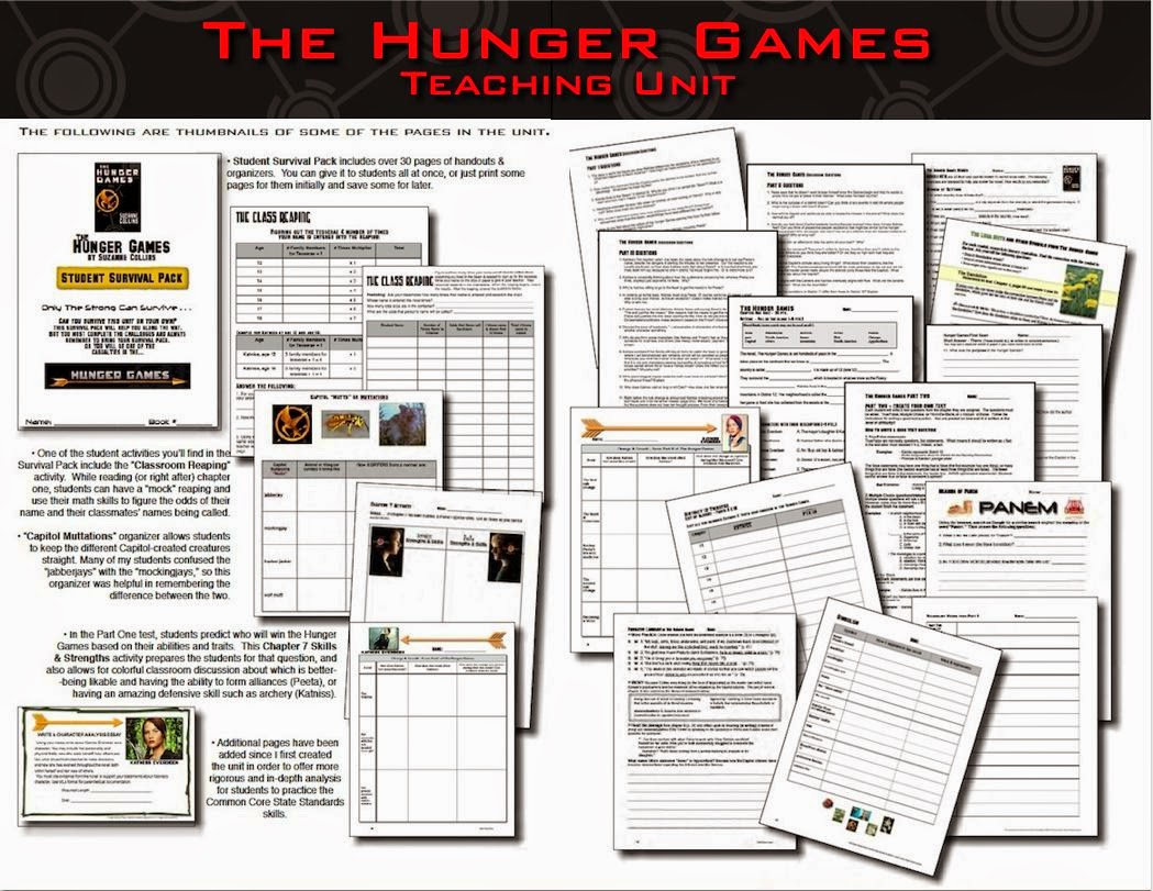 Hunger Games Essay Questions And Answers