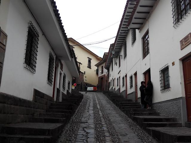 Calle de Cuzco