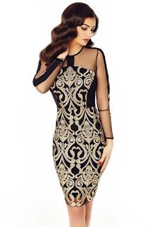 rochie-eleganta-in-tonuri-de-auriu-4