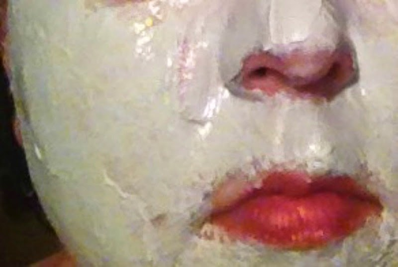 Montagne Jeunesse Dead Sea Mud Pac Masque - review - Monica's beauty