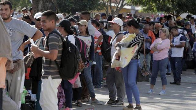 Magnitud de la migración venezolana preocupa a la prensa internacional
