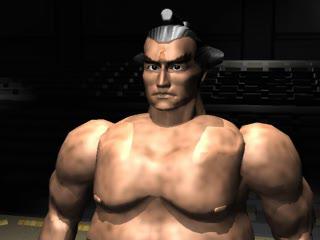 Tekken 2 Ganryu