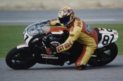 Ron McGill Harley-Davidson VR1000