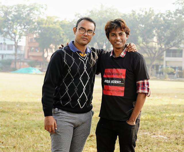 Sourajit Saha & Suvojit Paul 14