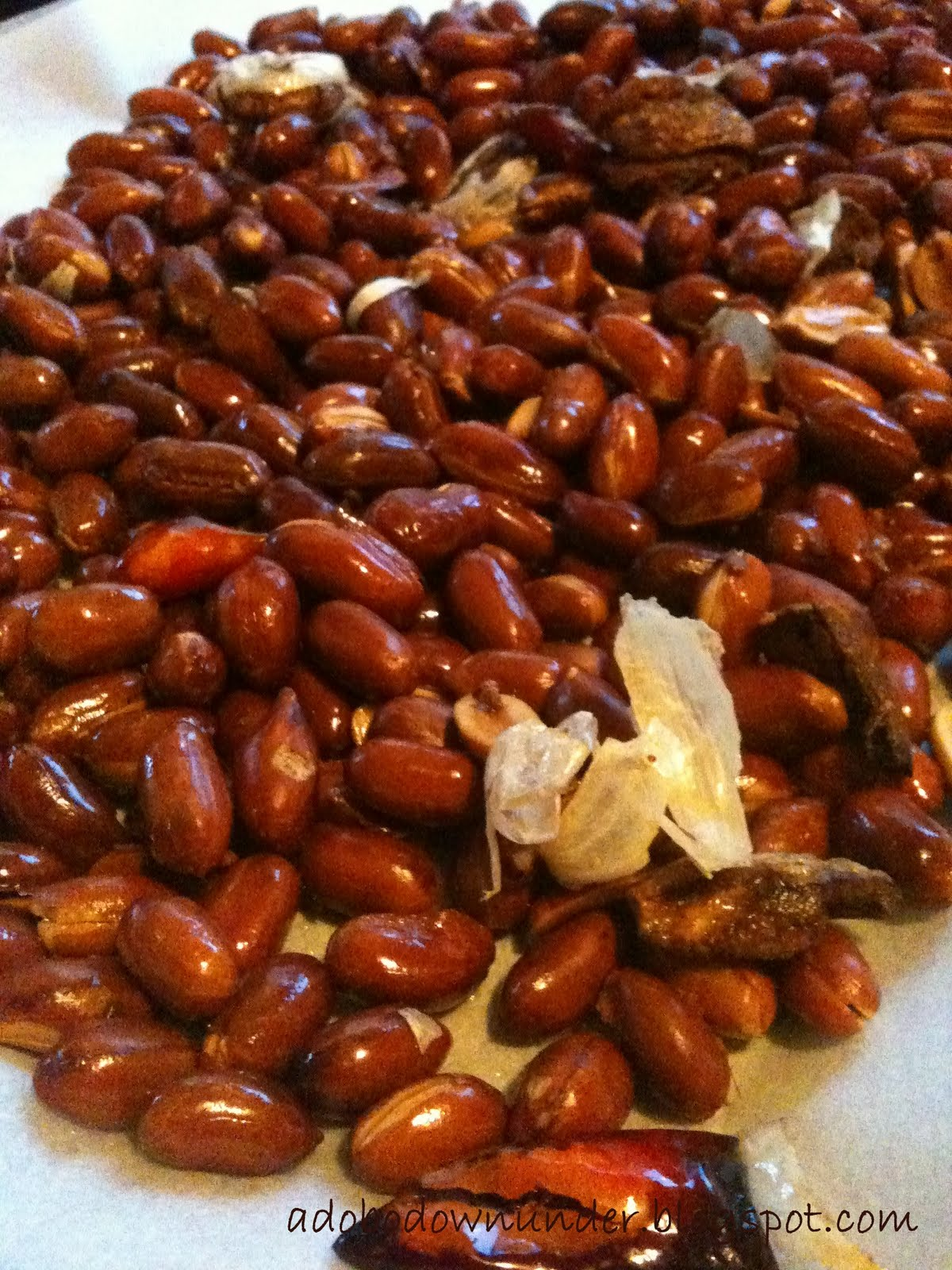 adobo down under: Roasted Peanuts (Adobong Mani)