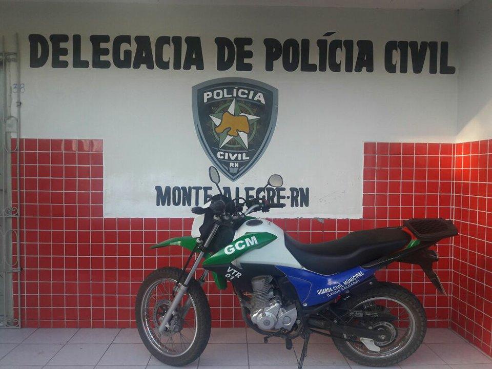 3108c3d05f62f Operação policial da Delegacia de Policia de Monte Alegre prende o guarda  municipal de Lagoa Salgada PAULO ROBERTO SILVA CÂMARA