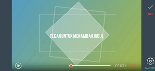Tutorial Membuat Intro Youtube di android