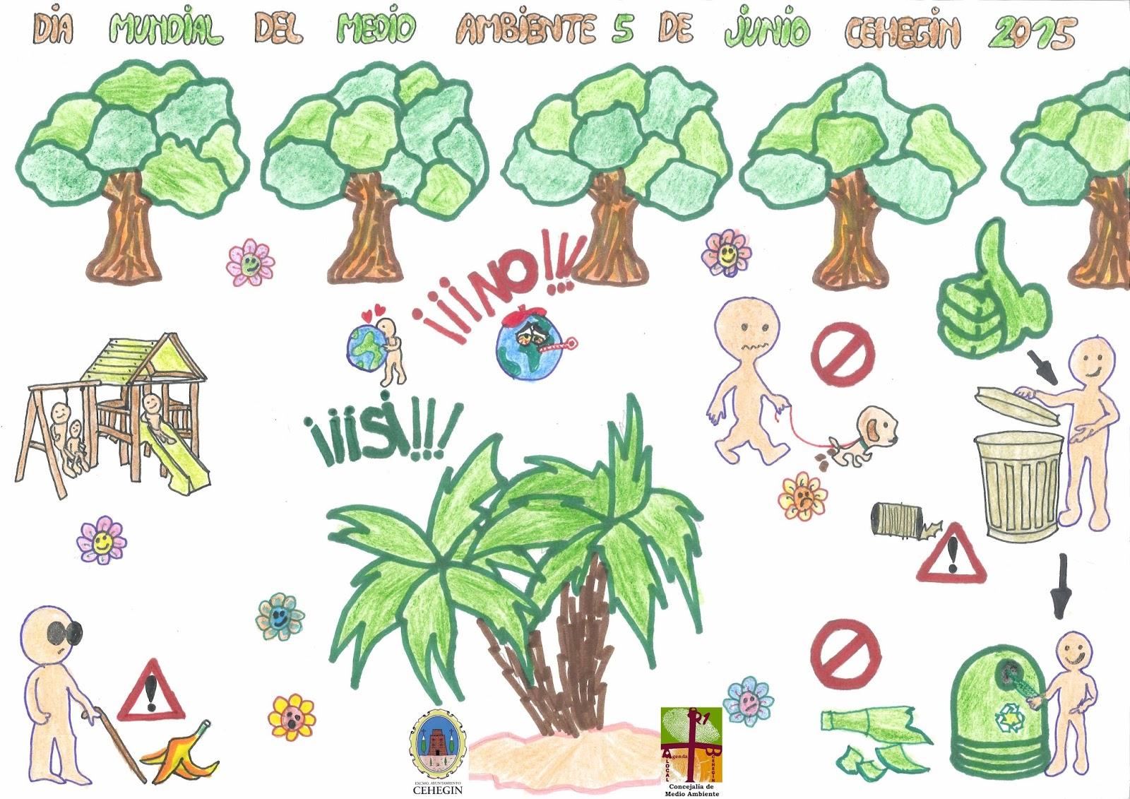 Como Hacer Un Cartel Del Medio Ambiente Imagui