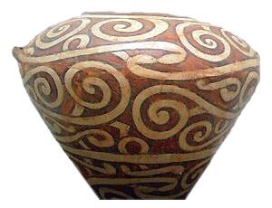 Ceramica dipinta, vasi policromi, vasi decorati, Cucuteni-Trypillian