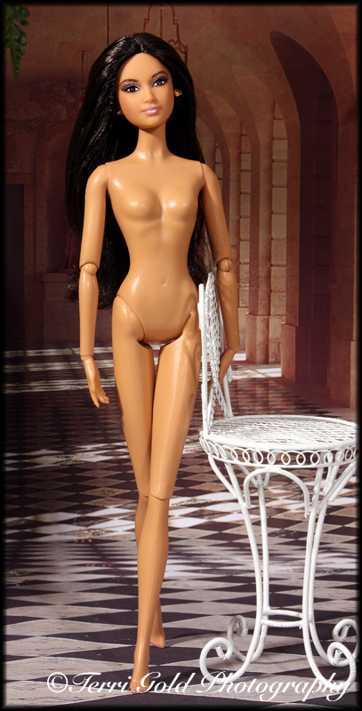 Naked Barbie 86