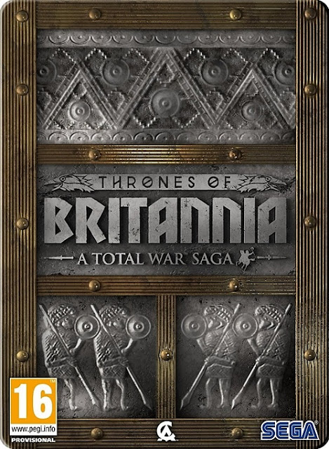 تحميل لعبه A Total War SagaThrones of Britannia v1.0.11578 Multiplayer 2018 للكمبيوتر