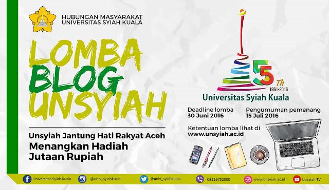 Banner%2BLomba%2BBlog%2BUnsyiah%2B2016 - Unsyiah Sebagai Jantung Hati Rakyat Aceh di Kota Pelajar dan Mahasiswa Darussalam