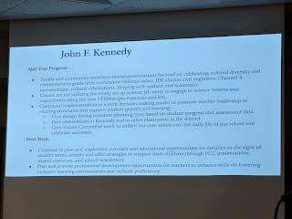Kennedy slide - screen grab