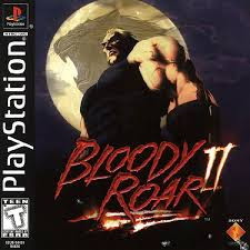 Bloody Roar 2 cover