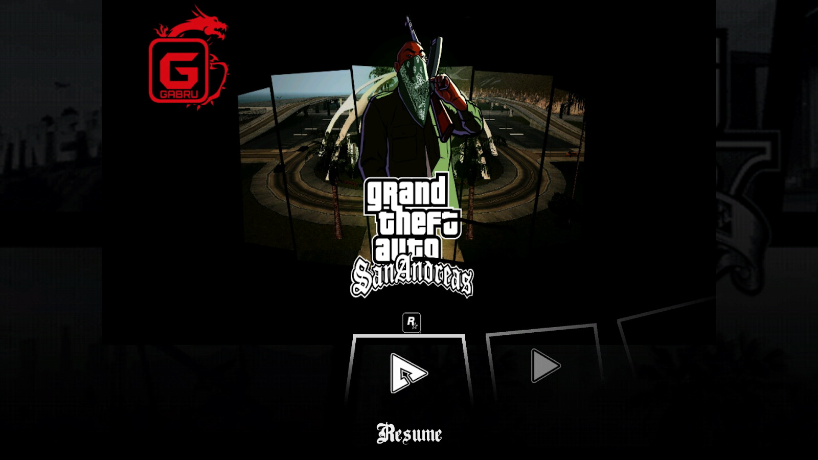 400MB] Download GTA San Andreas Lite (Download One File