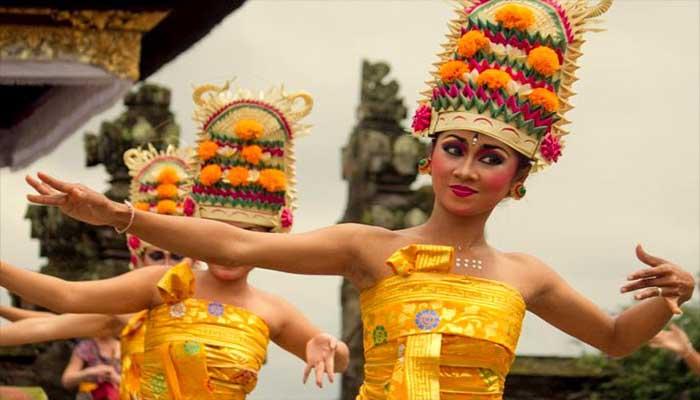 Tari Rejang, Tarian Tradisional Dari Bali