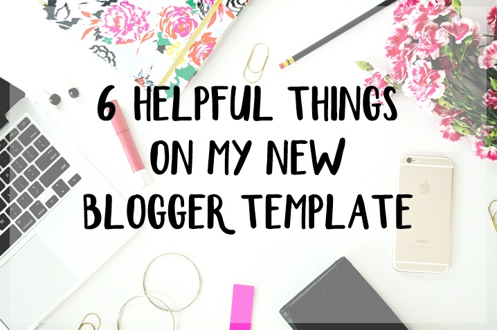 blogger template tutorial