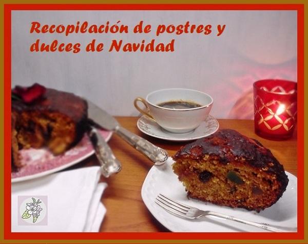 Recopilación de Postres y Dulces Veganos para Navidad