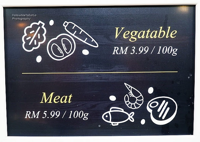 Pricing For The Ingredients By Weight