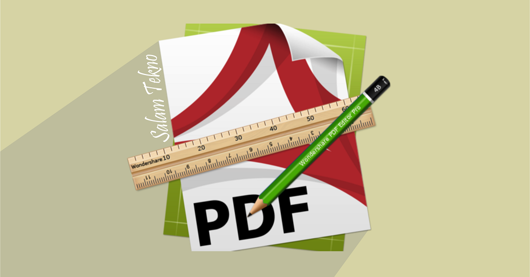 Cara Edit Tulisan di PDF Melalui PC dan HP Android - Salam ...