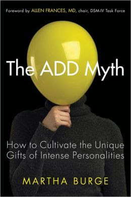 The ADD Myth Book Review