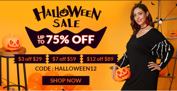 Save Big With Rosegal This Halloween