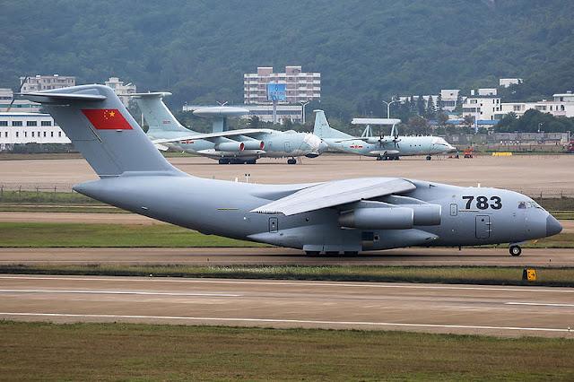 Gambar 48. Foto Pesawat Angkut Militer Xian Y-20