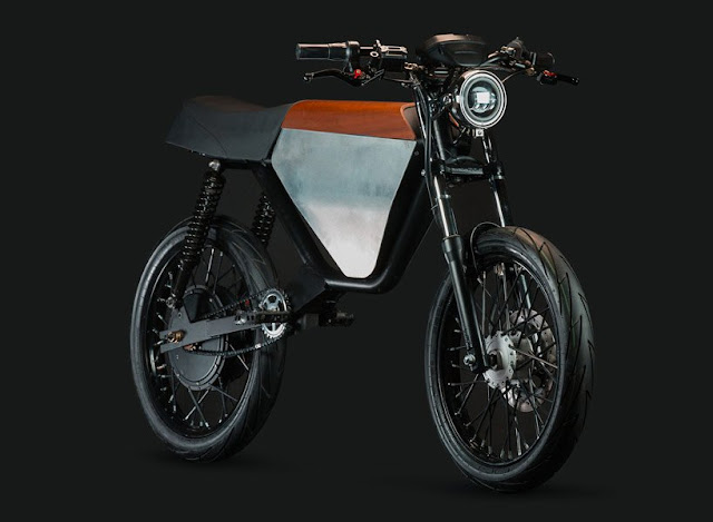 Onyx Motorcycles RCR Electric Bike