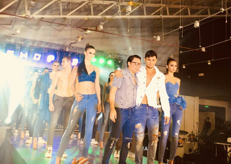 e20725534f64b Matteo Guidicelli Debuts Avel x Matteo Limited Edition Ripped Jeans